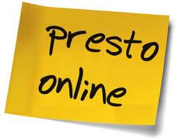 PRESTO ON LINE